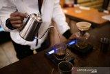 Ini empat langkah pembuatan kopi tubruk versi kafe