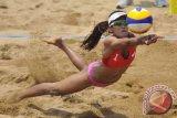 Voli pantai tetap andalkan pemain senior di SEA Games
