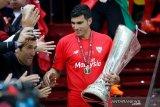 Final Liga Champions bakal diawali mengheningkan cipta untuk Reyes