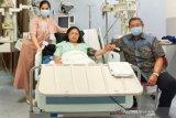 Ani Yudhoyono wafat di NUH Singapura