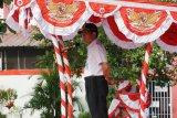 Rutan Makassar gelar upacara peringatan hari lahir Pancasila