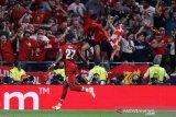 Liverpool juara usai taklukkan Tottenham 2-0