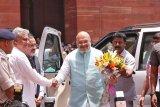 Menteri Dalam Negeri India positif terpapar virus corona