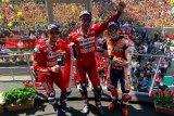 Hasil GP Italia, Rossi gagal finis