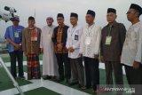 Hilal  di Palembang tak terpantau karena tertutup awan