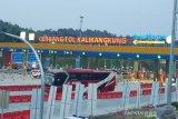 Gerbang Tol Kalikangkung Semarang kembali diberlakukan dua arah