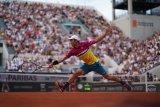 Nishikori menghadapi Nadal di perempat final French Open