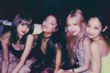 Ariana Grande memberi hadiah parfum untuk Rose BLACKPINK