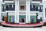 Hadiri 'open house' sambil kunjungi rumah jabatan megah Bupati Kotim