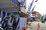 Polri rinci kronologi bom bunuh diri Pos Pantau Lalin