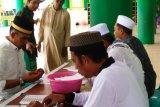 Mesjid Agung Istiqomah Bengkalis buka konter zakat fitrah