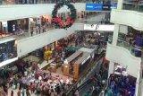 Warga Bandarlampung serbu pusat perbelanjaan