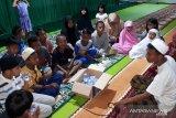 Gema takbir berkumandang di balik pengungsian korban likuefaksi Balaroa