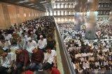 Menteri Agama  imbau pelaksanaan shalat Idul Fitri di rumah saja