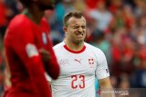 Swiss kuasai lapangan tapi tak petik kemenangan