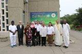 Dubes RI untuk Korut perkenalkan tradisi mudik kepada tamu Idul Fitri di Pyongyang