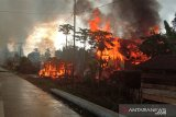 Kapolda: Pemerintah bangun kembali rumah terbakar akibat bentrok antar desa