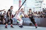 Tim putri Indonesia peringkat enam pada Piala Dunia 3x3 U-18