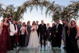 Pernikahan Ozil di Istanbul dihadiri Presiden Erdogan picu kontroversi