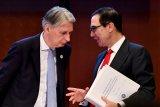 G20 dorong aturan pajak perusahaan raksasa teknologi