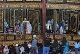 Gubernur Herman Deru buka kembali wisata religi Al Quran Raksasa