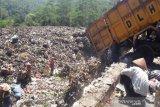 Volume sampah di TPA Sanggrahan Temanggung naik