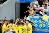 Ukraina menaklukkan Serbia 5-0 pada laga kualifikasi Euro 2020