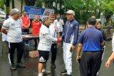Gubernur Sulsel tinjau penyeberangan antarpulau  Kayu-Bangkoa Makassar