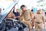 Bupati Gowa tahan 18 kendaraan dinas kepala SKPD