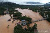 Puluhan ribu warga terdampak banjir di Sulawesi