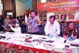 Kelompok tersangka teroris ditangkap di Kalteng berencana beraksi di Jakarta [VIDEO]
