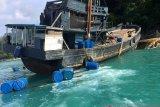 Malaysia cegat perahu angkut 202 orang diduga etnis Rohingya
