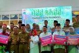 Warga Palembang paling rajin sholat subuh berjamaah dapat hadiah umrah