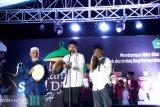 Pasha Ungu buka Festival Raudhah. Ini harapannya