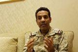 Pasukan udara koalisi cegat rudal yang ditembakkan gerilyawan Al-Houthi