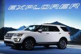 Ford tarik kembali 1,3 juta kendaraan,  terbanyak SUV Explorer