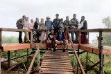 2.000 wisatawan kunjungi objek wisata di Lamandau selama libur Lebaran
