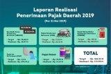 Penerimaan Pajak Daerah Rp190,5 Miliar
