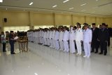 Wali Kota Bandarlampung mutasi 77 pejabat eselon III dan IV