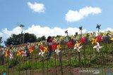 Taman Kitiran QTC  1000 Kincir Angin  is the new tourist destinations in Solok City