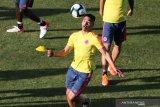 Radamel Falcao ungkap alasan  pilih nomor punggung 3 di Rayo Vallecano