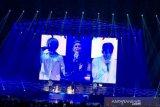 Penampilan Rossa bersama Yesung dan Ryowook