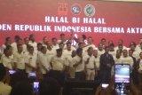 Jokowi sebut nama Adian saat bicara menteri