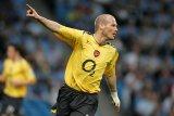Mantan gelandang Arsenal Freddie Ljungberg ditunjuk asisten pelatih Unai Emery