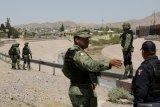 Migran ditangkapi, kelompok HAM Meksiko prihatin