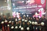 Bali United sudah resmi tercatat di Bursa Efek Indonesia