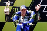 Quartararo wujudkan mimpi naik podium MotoGP pertama kali