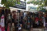 Pedagang pindah 50 kios ke bagian tengah Pasar Grosir Setono