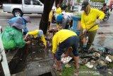 Buang sampah sembarangan 47 warga Pekanbaru kena denda