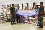 WIKA salurkan bantuan untuk bencana banjir  Konawe Utara